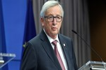 AB Komisyon Başkanı Juncker'den sert mesaj!