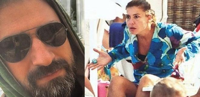 Erhan Çelik'ten Gülben Ergen'i çılgına çeviren gönderme