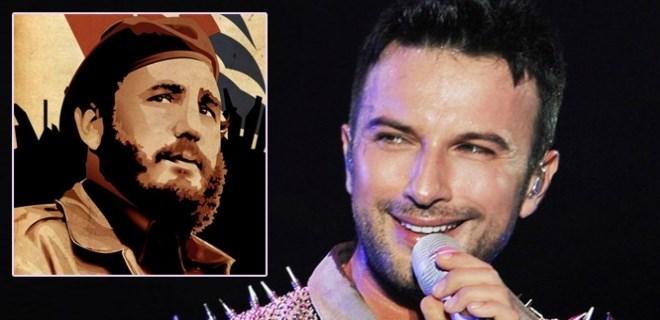 Tarkan'dan rekor kıran Castro mesajı