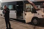 Minibüs şoförü aracında ölü bulundu