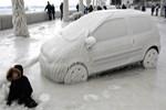 Sibirya kışı geliyor!