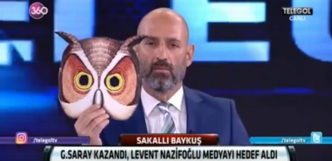 Telegol'den Levent Nazifoğlu'na şok tehdit!