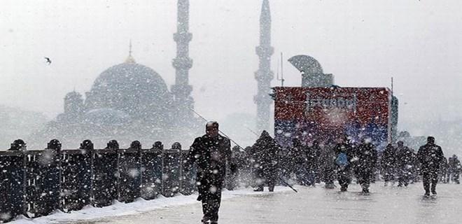 Meteoroloji'den flaş kar uyarısı!