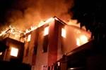 Adana'da kız öğrenci yurdunda yangın