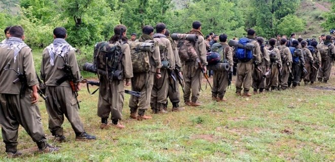 Bağdat PKK'ya silah verecek!