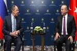 Lavrov ve Çavuşoğlu'ndan ortak açıklamalar
