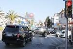 Gözde Türkpençe'nin trafikte büyük paniği!