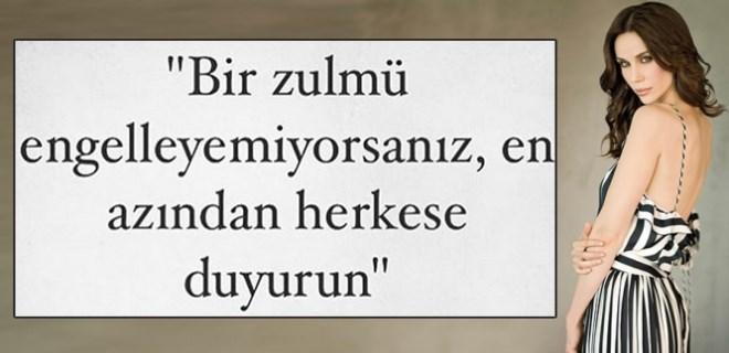 Demet Şener instagram hesabından isyan etti!