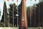 Moskova'ya Türk şehitlik anıtı