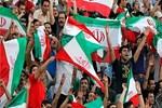 İranlı taraftardan 'Halep' protestosu!
