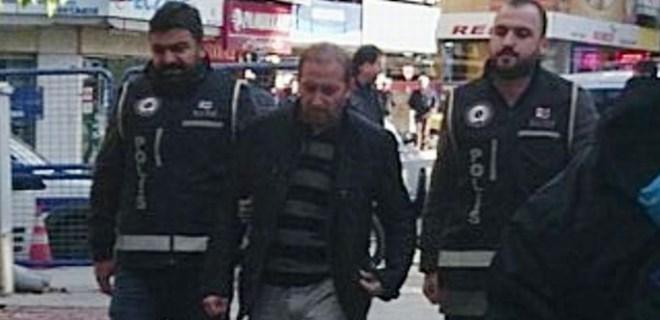 Adil Öksüz'ün kuzeni kaçarken, yakalandı!