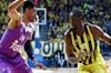 Fenerbahçe, THY Euroelague'in 10. haftasında Ülker Sports Arena'da karşılaştığı İspanyol ekibi Real...