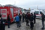 İstanbul'da benzin istasyonunda patlama!
