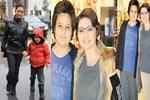 Osman Nejat, annesinin boyunu geçti!