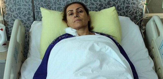 Karın ağrısıyla hastaneye gitti, şok yaşadı!