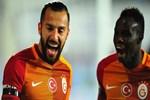 Galatasaraylı yıldızlar Bruma ile Yasin Öztekin tartıştı!