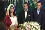 Sihirli Annem'in Tuğçe'si evlendi