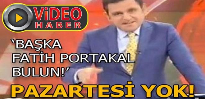 Fatih Portakal'a piyango çıkarsa ne yapacak?