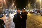 Hande Subaşı'nın Paris romantizmi