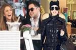 Özge Ulusoy ve Hacı Sabancı yeni yıla Monako'da girecek