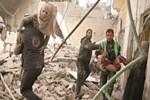 Halep'te bitmeyen dram!
