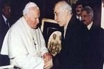 Gülen-Papa görüşmesi için Ecevit'i işaret etti!