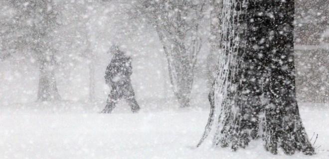Meteorolojiden Yoğun Kar Yağışı ve Buzlanma Uyarısı