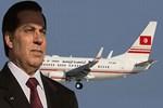 Tunus'ta Bin Ali için alınan uçak THY'ye satıldı