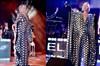 Emel Sayın, önceki akşam Bostancı Gösteri Merkezi'nde verdiği konserle hayranlarına nostaljik...