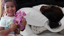 Tarık Mengüç kızı için dua istedi