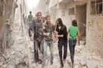 Halep'te cesetleri gömecek yer kalmadı!
