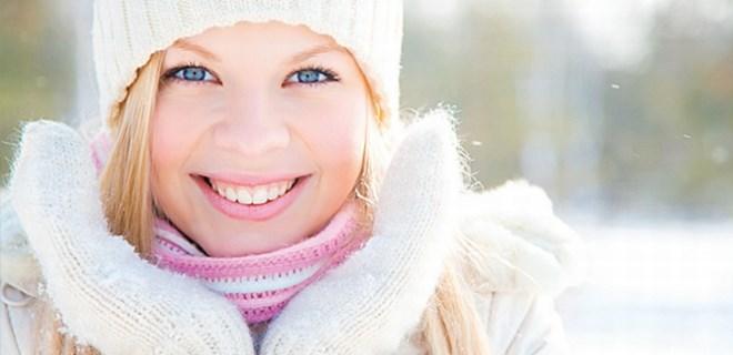Soğuk havalarda cildiniz pul pul dökülmesin!