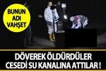 İzmir bu cinayetle sarsıldı!..