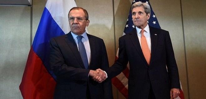 'Suriye' konusunda anlaşma sağlandı