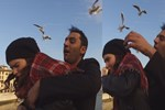 Yaşar İpek'e klip çekimi sırasında şok saldırı!