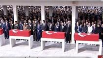 Ankara'da acı veda