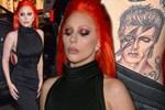 Lady Gaga Bowie tarzını benimsedi