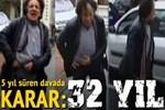 Bedri Baykam'ı bıçaklayan sanığa 32 yıl hapis!