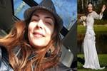 Burcu Kara'dan 'yeni gelin' selfiesi!
