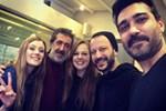 'İstanbul Sokakları' ekibi buluştu
