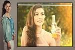 Burcu Özberk'e reklam filminden servet!..
