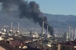 Tüpraş'ta yangın çıktı!..