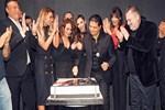 Kubat 20. yılını dostlarıyla kutladı