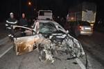 Eskişehir'de acı kaza!..
