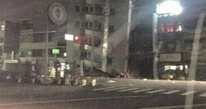 Tayvan 6,4 ile sallandı!..