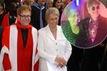 Elton John sonunda annesiyle barıştı