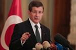 Başbakan Davutoğlu: 'Teröre karşı tam saha pres'