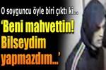 PTT soyguncusu polis çıktı!..