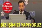 AYM Başkanı Arslan'dan eleştirilere cevap