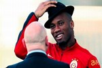 Galatasaray Drogba'yı unutmadı
